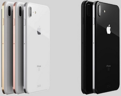 Apple iPhone 8 и iPhone 8 Plus